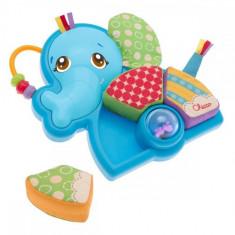 Jucarie Puzzle Domnul Elefant - Jucarie pentru patut Chicco