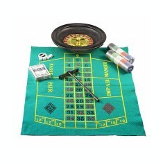 Set Ruleta si Poker 5 in 1 - Set poker