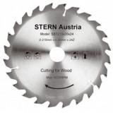 Disc taiere lemn pentru ferastrau circular Stern SBT160/24