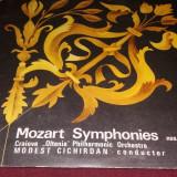 DISC VINIL MOZART - SYMPHONIES NOS 24 22 23 - Muzica Clasica