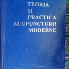 Teoria si practica acupuncturii moderne an 1993/535pag- C.Ionescu Tirgoviste - Carte Recuperare medicala