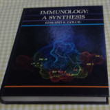 Immunology: A Synthesis de Edward S. Golub