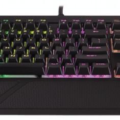 Corsair STRAFE RGB Mechanical Gaming Keyboard, RGB LED, Cherry MX Brown (NA) - Tastatura