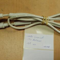 Cablu Coaxial (TV Antena) 1, 50 m, Alte cabluri TV