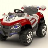 Masinute electrice agrement cu 2 viteze si acumulator pentru copii model jeep HC8188 12 V - Masinuta electrica copii