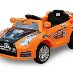 Masinute electrice agrement cu telecomanda pentru copii model replica Daytona 836 6V - Masinuta electrica copii