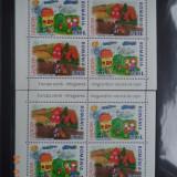 2006 Romania LP - 1718c Europa, pereche de blocuri 25% din lista. - Timbre Romania, Nestampilat