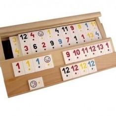 Joc Remi Din Lemn - Joc board game