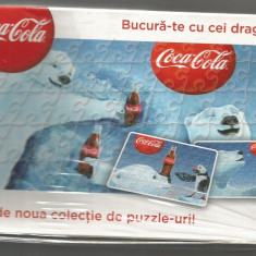 Set Puzzle-urii Coca Cola-2012