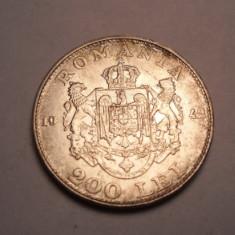 200 lei 1942 Frumoasa - Moneda Romania