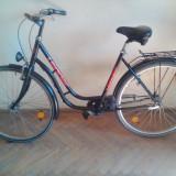 Bicicleta de dama/ adulti, roata de 28 - Bicicleta Dama, 23 inch, Numar viteze: 3