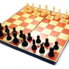 Joc Table Sah Dame - Tabla Magnetica - Set sah