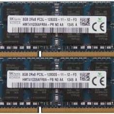 Memorie ram laptop ( sodimm ),  DDR3 8 GB PC3L , HYNIX, SAMSUNG,  garantie