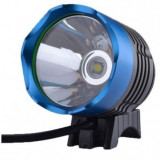 Lanterna frontala LED 5W cu 4 acumulatori