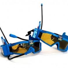 Ochelari cu walkie talkie