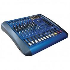 Mixer audio profesional amplificat cu egalizator 760W - Mixere DJ