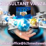 Consultant vanzari servicii IT