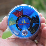Cutie Silicone Tub Varnis siliconic Silicone Tubing Diametre Diferite Colorate