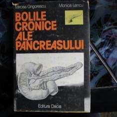 Bolile cronice ale pancreasului - Carte Radiologie