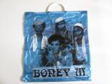 Sacosa noua colectie din plastic Boney M,din anii 80