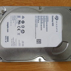 HDD 1 Tb 3, 5 inch Seagate Sata3 6Gb/s 64MB Cache. - Hard Disk Seagate, 1-1.9 TB, Rotatii: 7200