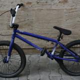 BMX WeThePeople Reason 2011 NOU! - Bicicleta BMX Wtp, 10 inch, Numar viteze: 1