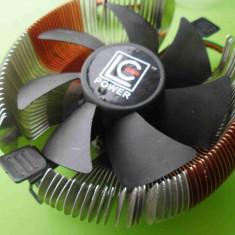 Cooler AMD socket AM2 AM2+ AM3 LC Power - Cooler PC, Pentru procesoare