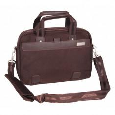 Geanta laptop Dover Lamonza, Maro, Nailon