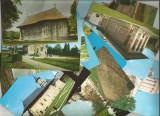 (A1)Lot- 35 carti postale -Biserici si Manastiri din Romania