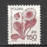 Polonia.1989 Plante medicinale SP.435 - Timbre straine, Nestampilat
