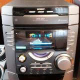 COMBINA AUDIO SONY MHC BX7, PLATA AVANS IN CONT LA BRD NU ACCEPT PLATA CU CARDUL