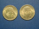 LOT 2 MONEDE 2000 LEI 1946 AUNC