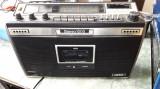 RADIO CASETOFON STEREO  SANKEI TCR 1000 V , FUNCTIONEAZA . RARITATE .