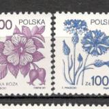 Polonia.1989 Plante medicinale SP.438 - Timbre straine, Nestampilat