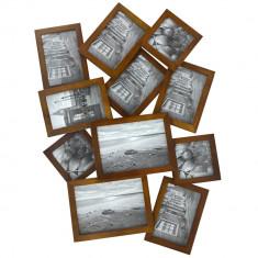 Rama foto Mercy multipla, din lemn, 69x49 cm