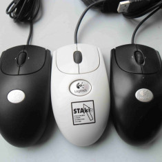 Mouse Optic Logitech USB
