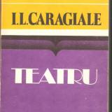 Caragiale-Teatru - Carte Teatru