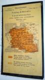 Cumpara ieftin Harta rutiera germana veche , No.56, Romania, Lugoj, Turnu Severin