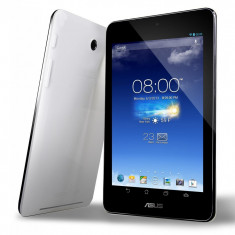 Tableta Second Hand Asus MeMO Pad HD 7 ME173X Quad-Core MT8125 1.20GHz 7inch IPS HD 1Gb DDR3 16Gb Wi-Fi Android JellyBean 4.2 Blue - Tableta Asus