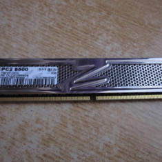 MEMORIE RAM DDR2 2 GB PC 8500 OCZ PLATINUM EDITION 1066 MHZ PERFECT FUNCTIONALA