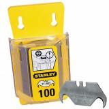 Set 100 lame tip carlig 1996 STANLEY - Cutter