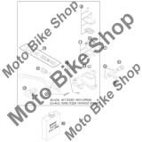 MBS Kit reparatie pompa frana fata D=9MM KTM 250 SX-F 2013 #10, Cod Produs: 54813008300KT