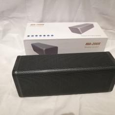 Boxa Bluetooth Portabila MA-200S, 20W AUX, USB, Card, Radio FM