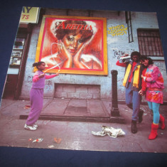 Aretha Franklin - Who's Zoomin' Who ? _ vinyl,LP,album _ Arista(EU) _ disco