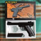 Viind pistol airsoft Ruger MK1 gaz NOU in garantie - Arma Airsoft Kjw