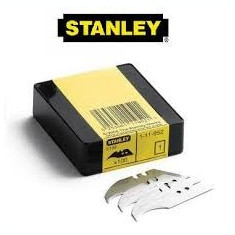 Set 100 lame concave 5192 STANLEY - Cutter