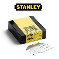 Set 100 lame concave 5192 STANLEY - Cutter