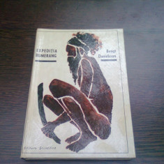 EXPEDITIA BUMERANG - BENGT DANIELSSON