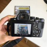 Sony A7 body 24.3mp Full Frame mirorless- Sony FE 50mm f/1.8 CA NOU ! - Aparat Foto Mirrorless Sony