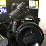 Nikon D7000 kit cu obiectiv Nikkor 18-105 G ED VR